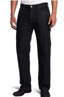 BRAND NEW Levis 559 Relaxed Straight Fit Tumbled Rigid Jeans #005594010 - Fit Rigid Jeans