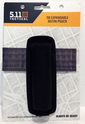 5.11 Sb Expand Baton Pouch Black, 1 Size UT60-A1
