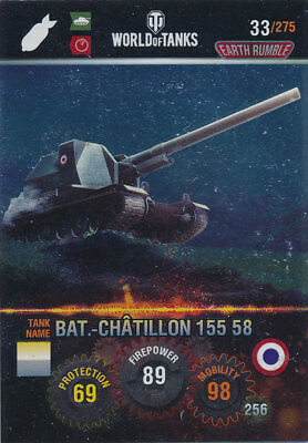 Name: T-34 Panini World of Tanks Trading Cards 155 Nr