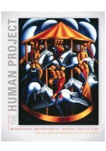$40 THE HUMAN PROJECT 5th Edition Book