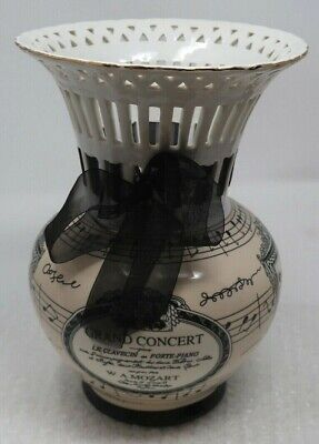 Formalities by Baum Bros. Melody Collection Grand Concert Vase