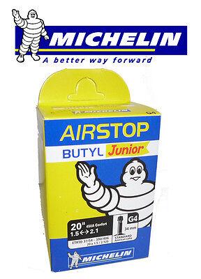 Cámara de Aire Bicicleta Michelin G4 20