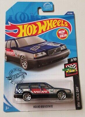 2020 Hot Wheels Volvo 850 Estate * J Case * NIP 1:64 Scale