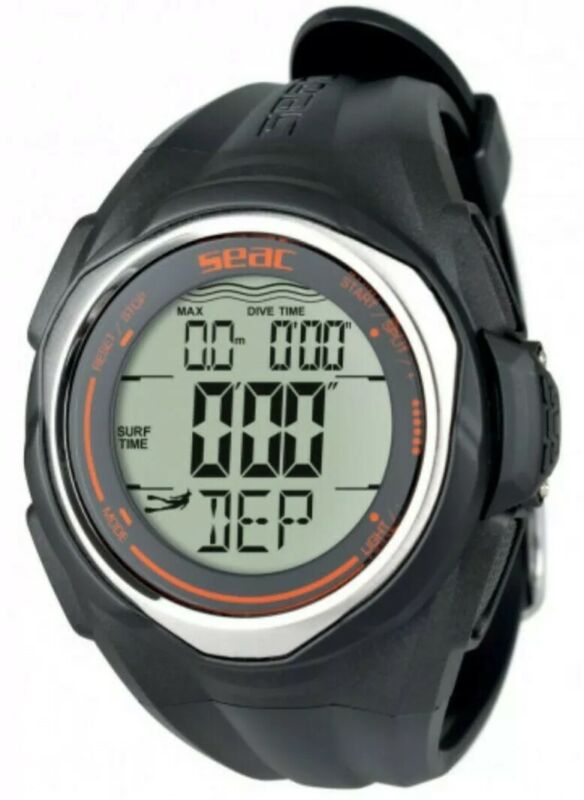 SEAC Partner Freediving Watch