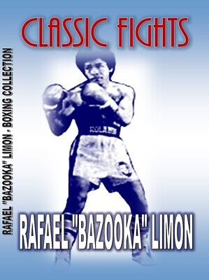 "Rafael ""Bazooka"" Limon (Great Classic Fights)"