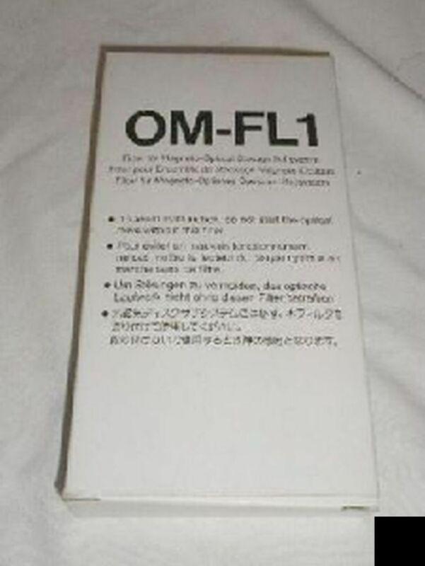 OM-FL1 Filter 4 Magneto-Optical Storage Subsystem New (2)
