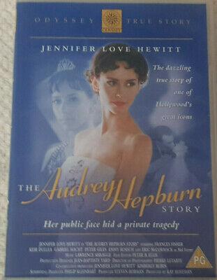 DVD The Audrey Hepburn Story [2002] [DVD] Jennifer Love Hewitt