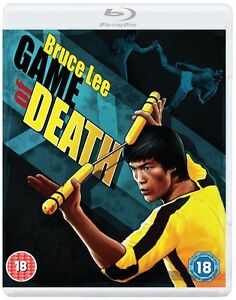 Game Of Death - [Dual Format Edition - DVD & Blu ray] NEW & SEALED - Bruce Lee