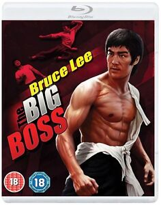 The Big Boss - [Dual Format Edition - DVD & Blu ray] NEW & SEALED - Bruce Lee