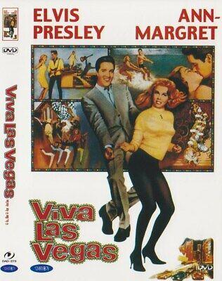 Viva Las Vegas (1964) Elvis Presley / Ann-Margret DVD NEW *FAST SHIPPING*