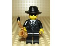 NEW LEGO PARTS Blues Brother Minifig with Saxophone