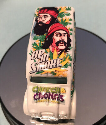 Hot Wheels Dairy Delivery Cheech And Chong Up In Smoke, 420 💨💨💨It's A Custom