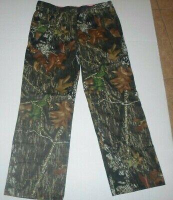 64decebee8957 RUSSELL OUTDOORS Ladies Sz 12/14 XL Mossy Oak Break Up Camo Hunting Pants