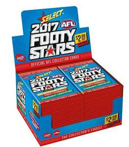 2017 Select AFL Footy Stars Sealed Hobby Box Wangara Wanneroo Area Preview