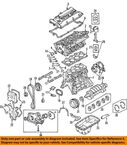 [XOTG_4463]  HYUNDAI OEM 07-12 Elantra-Engine Connecting Rod Bearing 2306023600 | eBay | 2007 Hyundai Tucson Engine Diagram |  | eBay