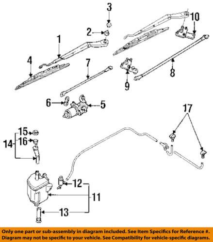 Prime Infiniti Nissan Oem 91 96 G20 Wiper Transmission Link Rod 2884159J00 Wiring Digital Resources Funapmognl