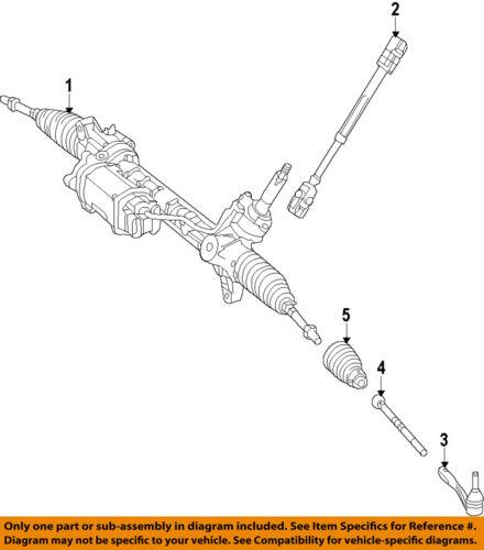 One New Lemfoerder Steering Tie Rod Inner 3697101 1663380315 for Mercedes MB