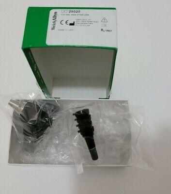 Welch Allyn 3.5v Otoscope Head 25020 New In Box