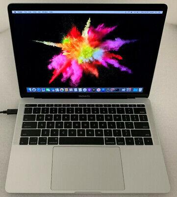 "Apple MacBook Pro 13"" Retina Intel core i5 2.3GHz 128GB SSD 8GB Silver Grade A+"