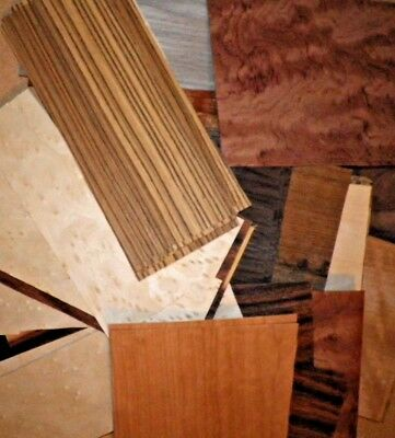 Exotic Domestic  Wood Veneer Great Variety