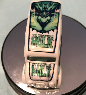 Hot Wheels Dairy Delivery, THE INCREDIBLE HULK Superhero, It's A Custom