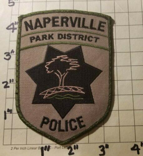 Naperville (IL) Park District Police Department Patch