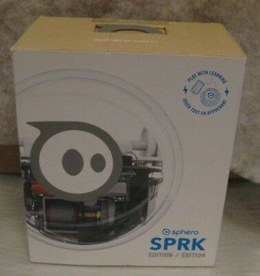 SPHERO SPRK Edition APP-ENABLED Robotic Ball IOS ANDROID Brand New, used for sale  Shipping to Canada