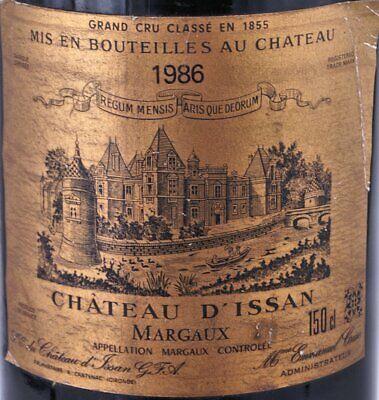 1986er Chateau D´Issan, Margaux, , Magnum