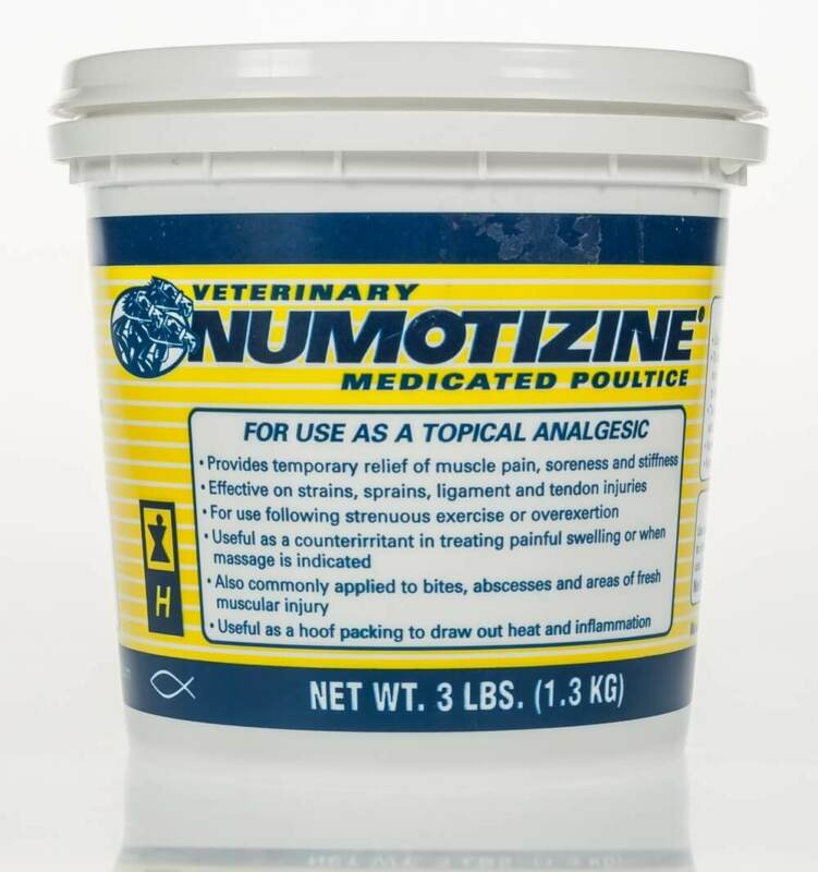 Numotizine Medicated Poultice, 3 lb