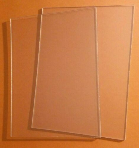 Set of two B PLATES for Cricut CUTTLEBUG - Generic replacements