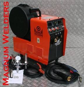 Magnum Mig, Arc, & Tig 250Amp Inverter Welder Cobden Corangamite Area Preview