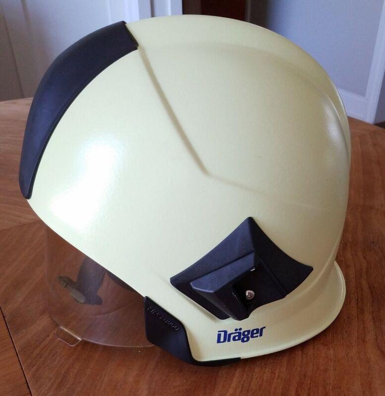 Drager HPS 6200 Fireman - Rescue Helmet