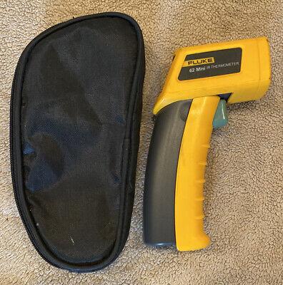 Fluke 62 Mini Ir Thermometer - Good Working Condition