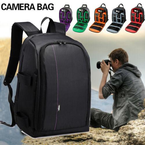 SLR/DSLR Camera Backpack for Nikon Canon Sony Digital Lens G