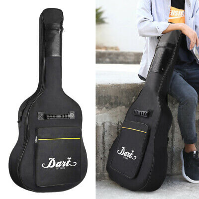 """40"""" 41"""" Waterproof  Padded Gig Guitar Bag Case for Electric Acoustic Guitar Bass"""