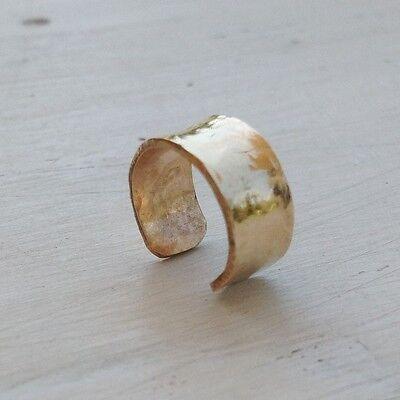 Ear Cuff Wrap Jewelry Gold Earring Earrings Fashion 14K GOLD FILLED