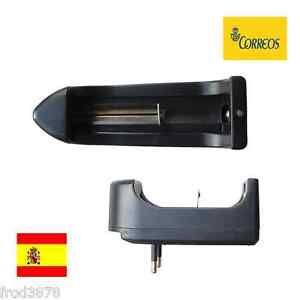 Cargador pilas recargables li ion 26650 18650 14500 10440 - Cargador pilas recargables ...
