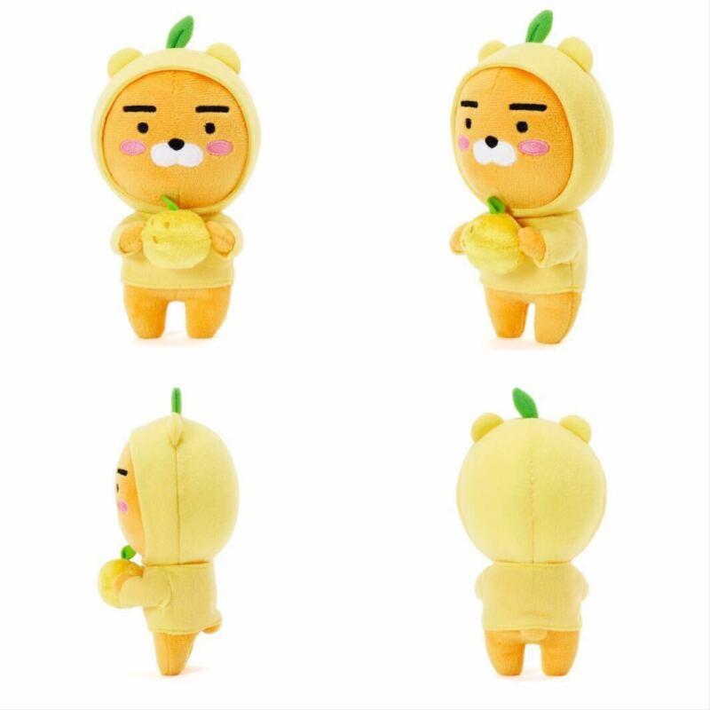 RIBBON RYAN Mini Plush Doll 15cm 100/% Authentic Free Tracking KAKAO FRIENDS