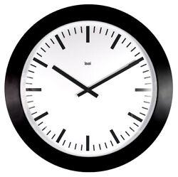 Bai Design Oversized 26 Jumbo Railroad Wall Clock