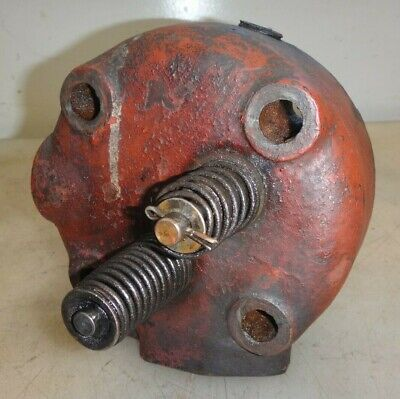 Head Wvalves 1-12hp To 2hp Fairbanks Morse Z Old Gas Engine Used And Cracked