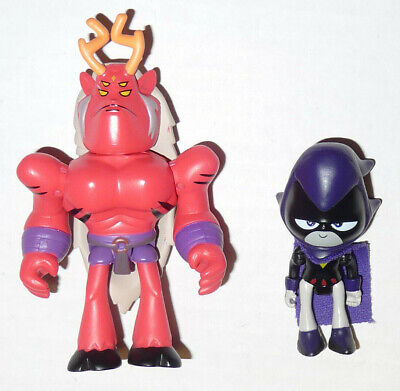Teen Titans Raven Feet (Jazwares Teen Titans Go! Raven w/ Trigon)