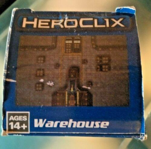 Wizkids Heroclix Warehouse Neoprene Map