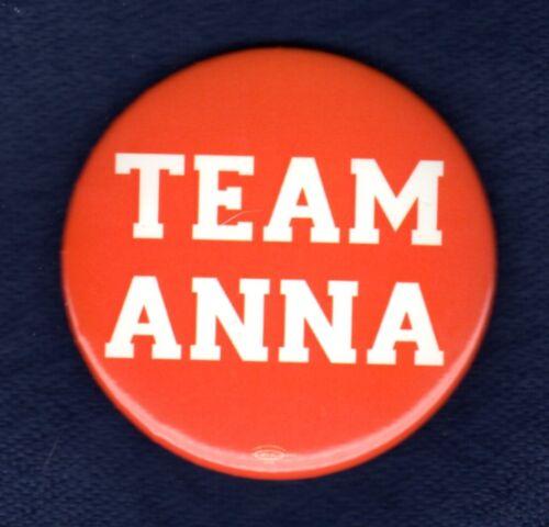 ANNA ESHOO SAN MATEO CALIFORNIA CONGRESS WOMAN CHOICE FEMINIST PINBACK BUTTON 2