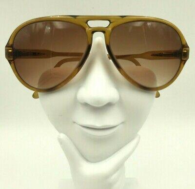 Vintage Terri Brogan 8709-11 Honey Brown Aviator Sunglasses Eyeglasses (Sunglass Canada)