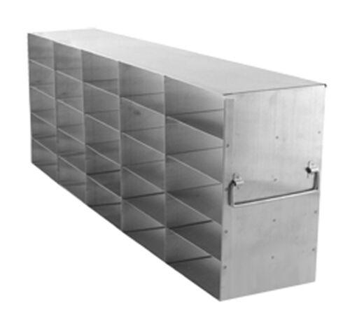 """Upright Freezer Racks For 2"""" Boxes, UF-552"""