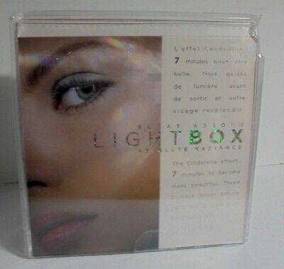 Orlane Light Box Absolute Radiance Kit Set Cracked container