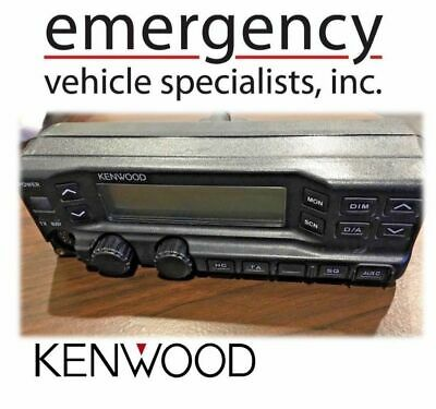 Kenwood Kch-11 Full Featured Remote Control Head For Tk-690 Tk-790