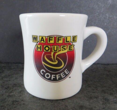 Tuxton China restaurant ware mug Waffle House