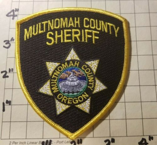 Multnomah County (Portland, OR) Sheriff