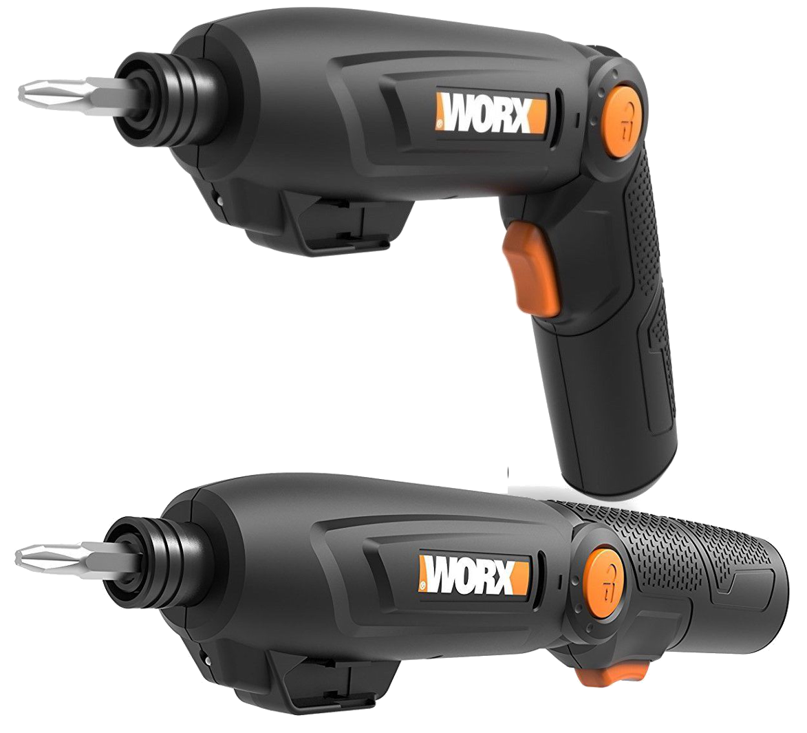 Worx Wx270l (2) For (1) 8v Cordless Impact Forcedriver